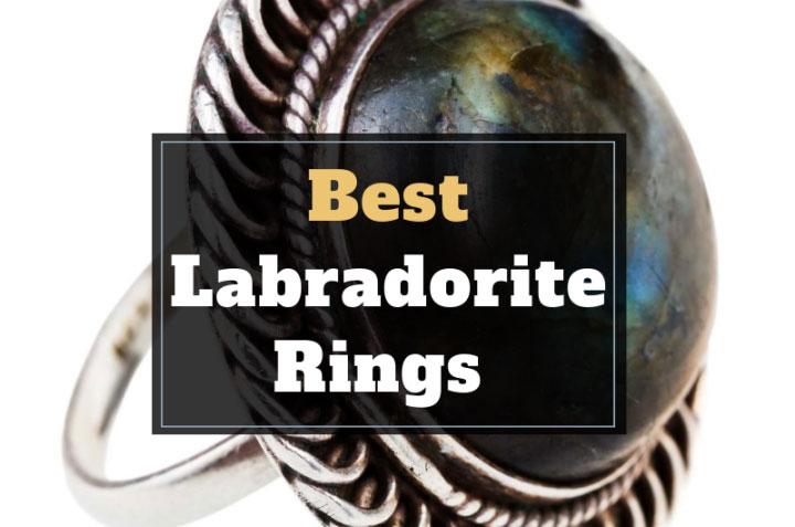 Best Labradorite Rings to Buy in 2021